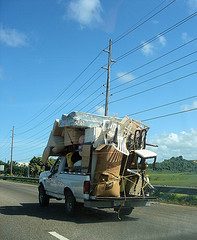 Not your average moving truck